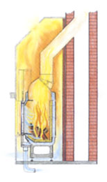 Kaminsysteme erklärt – Der Warmluftkamin