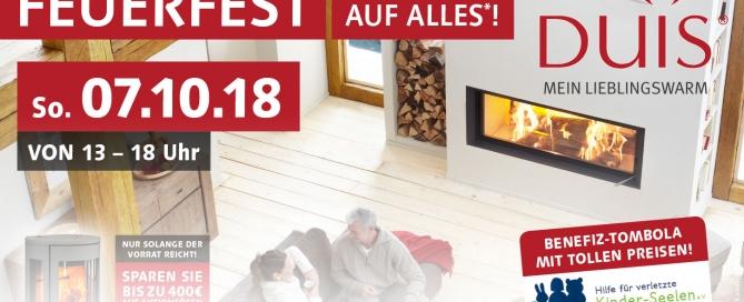 Feuerfest bei Studio DUIS – 10% Rabatt auf alles. Sparen Sie bis zu 400€!