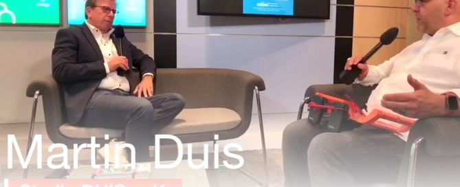 Martin Duis im Interview beim 65. RE TV MoMa